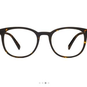 Warby Parker Glasses - Durand  in Tortoise